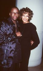 Bobby Brown ja Whitney Houston, 1997