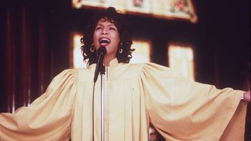 Whitney Houston The Preachers Wife -elokuvassa 1996