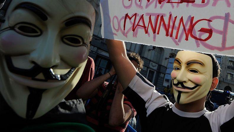 Protestoijia vuonna 2011