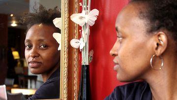 Helsinki African Film Festivalin johtaja Wanjiku wa Ngugi