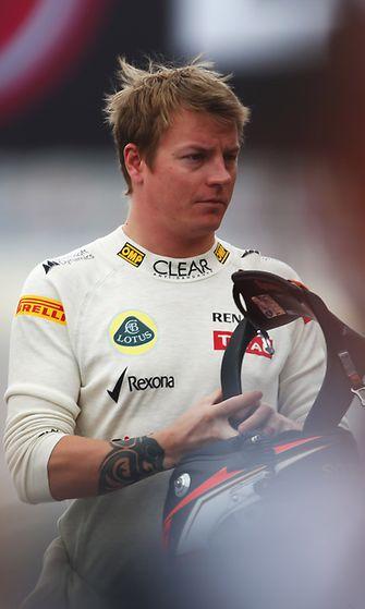 Kimi Räikkönen 2012