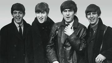 Tim Hillin ja Marie Claytonin The Beatles kuvina -teos