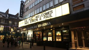 Prince Charles Cinema -elokuvateatteri, Lontoo