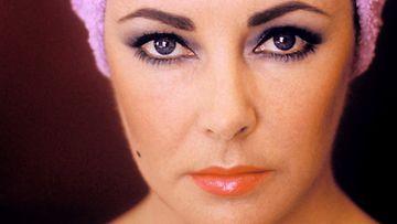 Elizabeth Taylor 1960-luvulla.