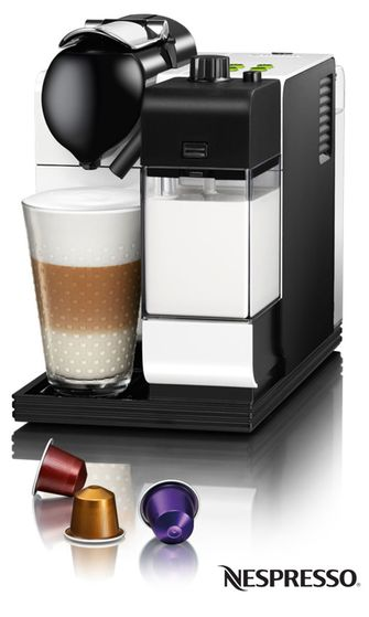 Nespresso Lattissima+ -designkahvikone.