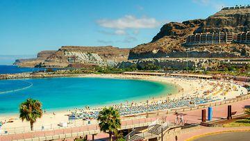 Gran Canarian Amadores-ranta.