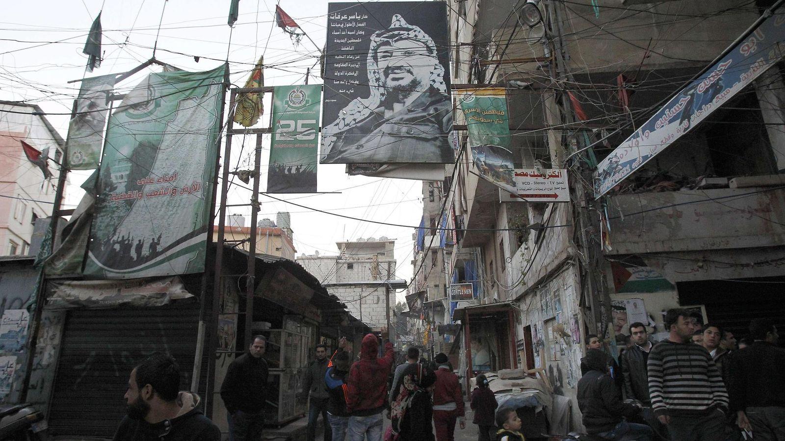 Syyrian sota täyttää Libanonin palestiinalaisleirejä entisestään - Ulkomaat - Uutiset - MTV.fi