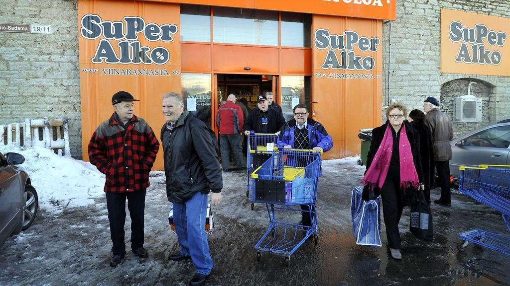 Tallinnan Alko