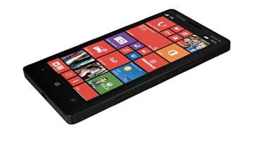 Nokia Lumia 929,  Icon, kuvakaappaus Gigaom-sivustolta