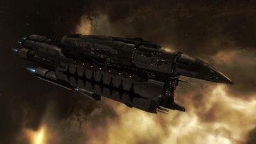 Avaruusalus Eve Online -pelistä