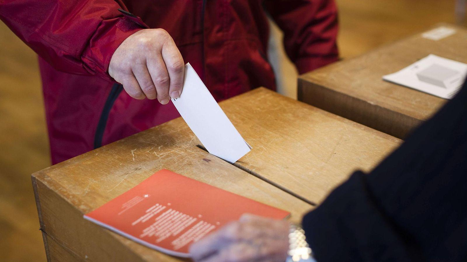 äänestystulos