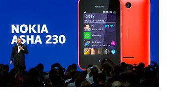 Nokia Asha230