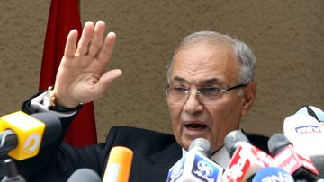 Presidenttiehdokas Ahmed Shafik
