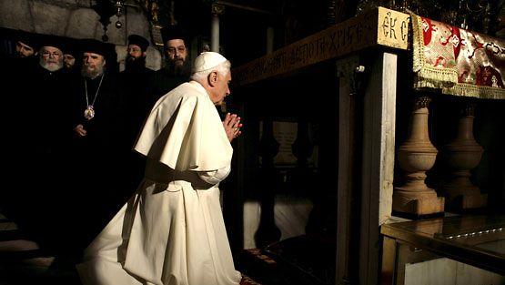 paavi toinen maailmansota
