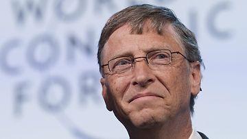Microsoftin perustaja Bill Gates.