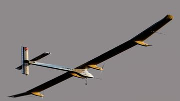 Aurinkolentokone Solar Impulse