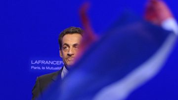 Sarkozy on hävinnyt Ranskan vaalit.