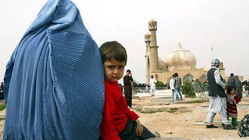 Naisten asemaan ei ole vielä luvassa parannusta Afganistanissa.