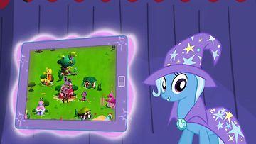 My Little Pony -pelissä voi edistää pelaamistaan jopa 89,99 euron ostoksella.