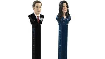 PEZ -William ja Kate