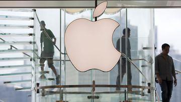 Apple on maailman kaikkien aikojen arvokkain yhtiö (Kuva: EPA)