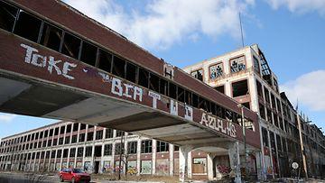 Detroit kuuluu Yhdysvaltain vaarallisimpien kaupunkien joukkoon.