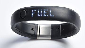 Nike Plus Fuelband -aktiivisuusranneke.
