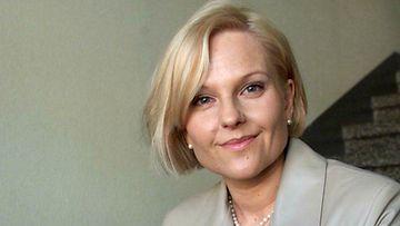 Marja Putkisto vuonna 2001