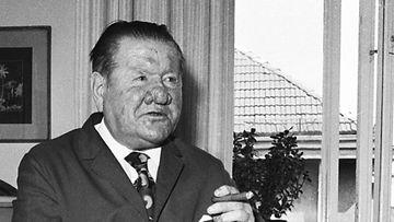 Urheiluselostaja Pekka Tiilikainen 7. 8. 1972.