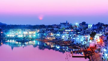 Rajasthanin osavaltio, Intia
