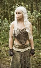 Emilia Clarke Game of Thornes -sarjassa