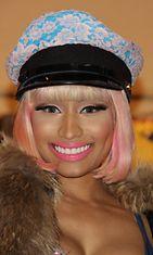 Nicki Minaj 19.11.2012