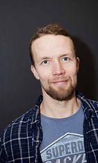 Putous-ohjelman ohjaaja Petteri Summane