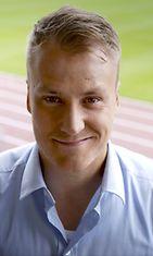 Idols-ohjelman juontaja Heikki Paasonen