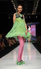 Jakarta Fashion Week 2014: Lenni Agustin