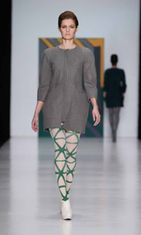 Belarus Fashion Week Collective Show - Runway - MBFWR F/W 2013: Historia Naturalis