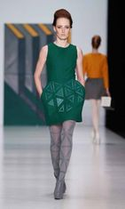 Belarus Fashion Week Collective Show - Runway - MBFWR F/W 2013 Historia Naturalis