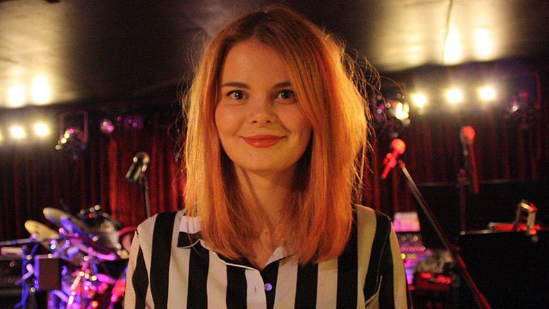 Idols-kilpailija Erika Vikman