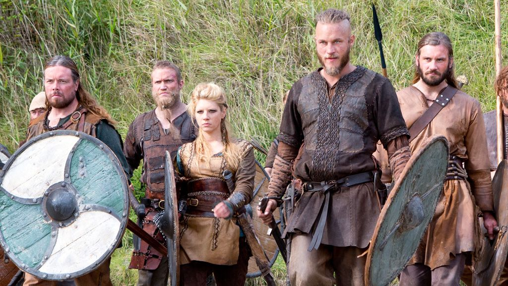 Viikingit Sarja