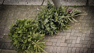 Joulu on ohi.