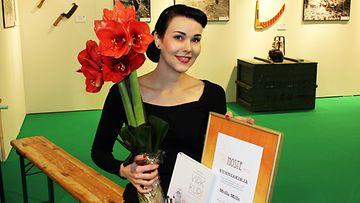 Molla Mills sai kädentaitoalan Noste-palkinnon.