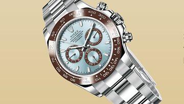 Rolex-merkki on useille tuttu. Kuvankaappaus sivulta How To Spend It.