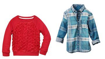 Vaatteita tulee käytettyä joka päivä, joten kannattaa olla paljon vaihtelun varaa. Kuvat: H&M