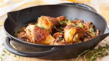 Hauduttaminen on oletettavasti terveellisempi tapa laittaa ruokaa, kuin paistaminen.