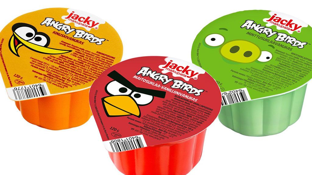 Limut ja karkit jo hittejä – miten käy uudelle Angry Birds -tuotteelle? - MTV.fi