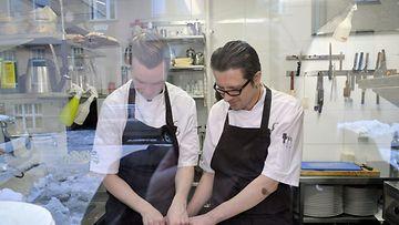 Chef & Sommelier -ravintola on menestynyt parhaiten Eat.fi -palvelussa verrattuna muihin helsinkiläisravintoloihin