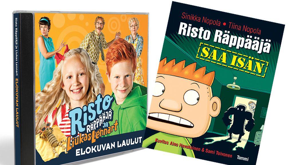 Risto Räppääjä Laulut