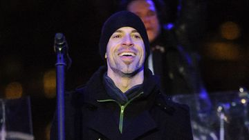 Chris Daughtry.