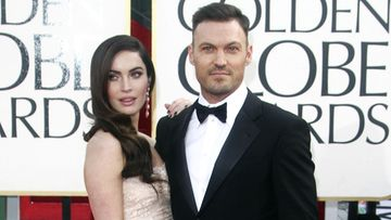 Megan Fox ja Brian Austin Green