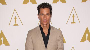 Matthew McConaughey on voittanut jo useita palkintoja tänä vuonna.